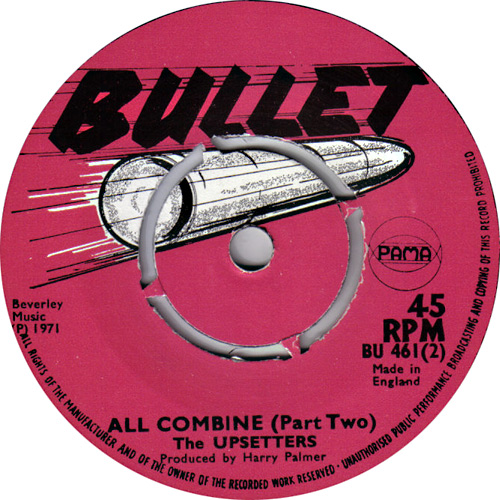 All Combine (Part 2) - The Upsetters