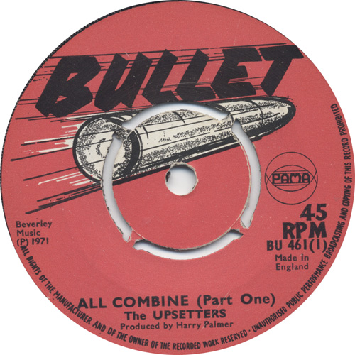 All Combine (Part 1) - The Upsetters