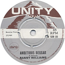 Ambitious Beggaar - Ranny Williams
