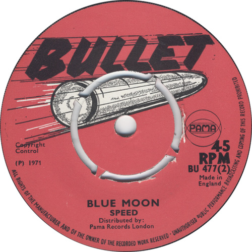 Blue Moon - Speed