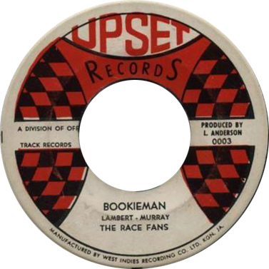 Bookie Man - The Race Fans