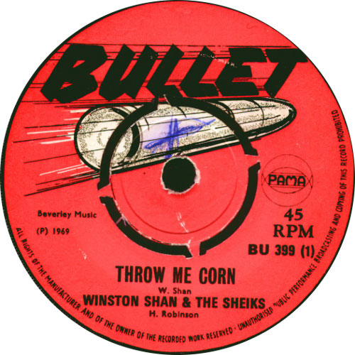 Throw Me Corn - Winston Shand And The Sheiks