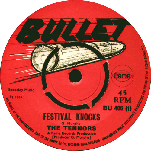 The Tennors - Festival Knocks