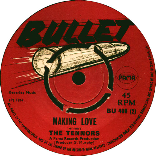 The Tennors - Making Love