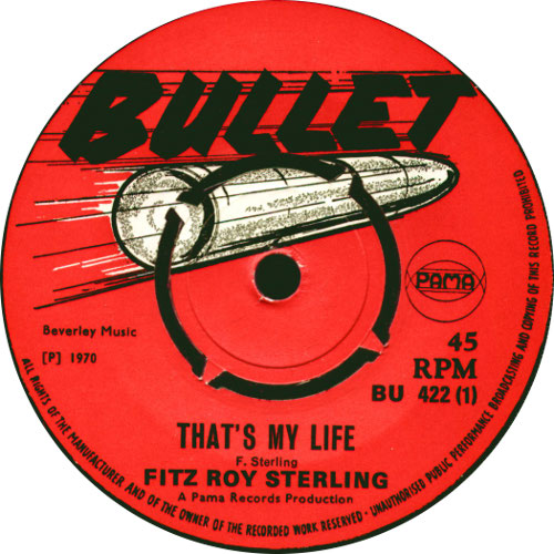 Fitzroy Sterling - That\'s My Life