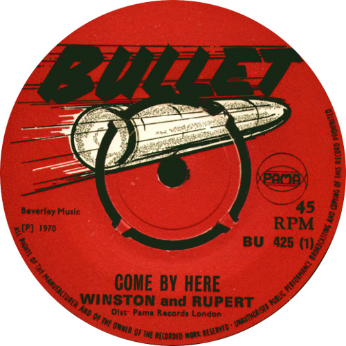 Winston And Rupert - Come By Here