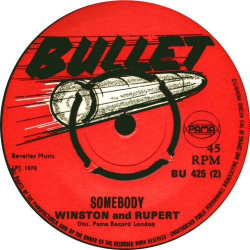 Winston And Rupert - Somebody