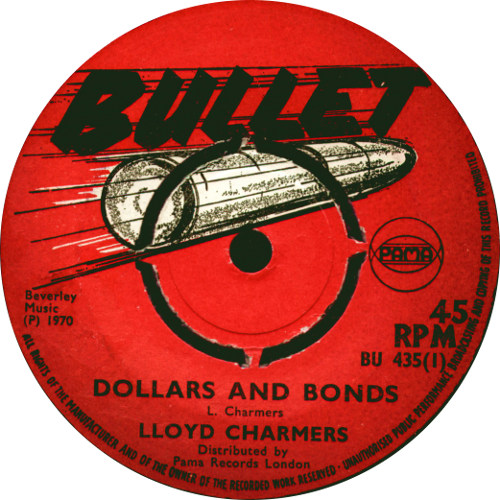 Lloyd Tyrell - Dollars And Bonds