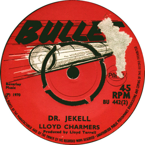 Lloyd Tyrell - Doctor Jekyll