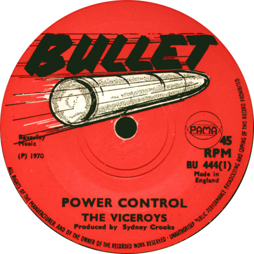 The Viceroys - Power Control