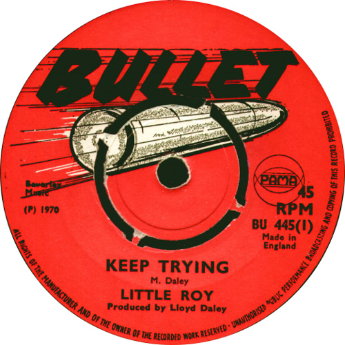 Little Roy - Keep Trying