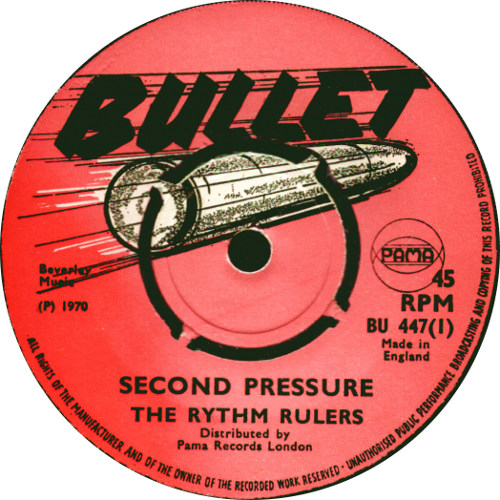 Rhythm Rulers - Second Pressure