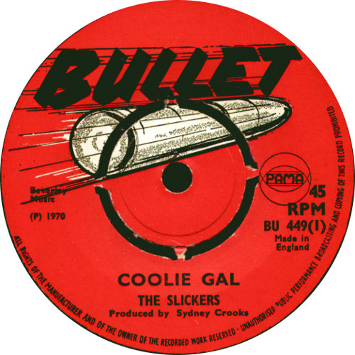 The Slickers - Coolie Gal