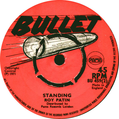 Roy Patin - Standing