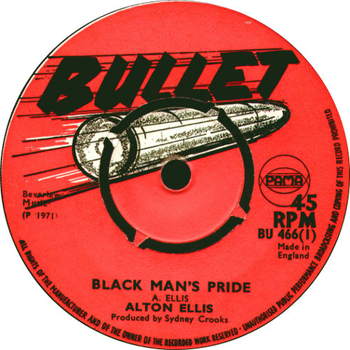 Alton Ellis - Black Man\'s Pride