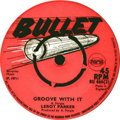 Leroy Parker - Groove With It