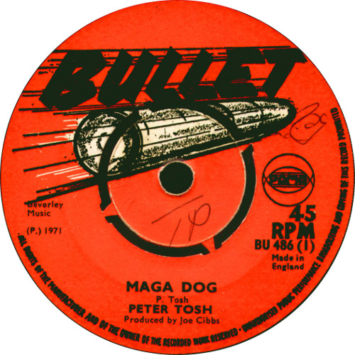 Peter Tosh - Maga Dog