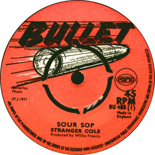 Stranger Cole - Sour Sop
