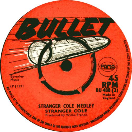 Stranger Cole - Stranger Cole Medley