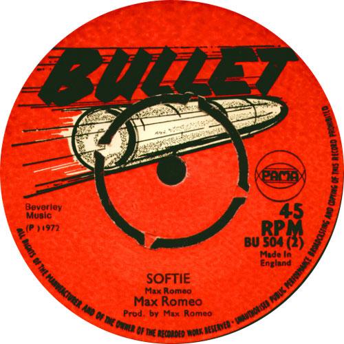 Max Romeo - Softie