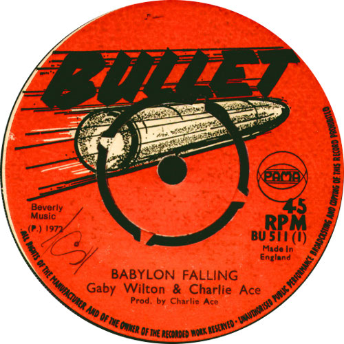 Gaby Wilton and Charley Ace - Babylon Falling