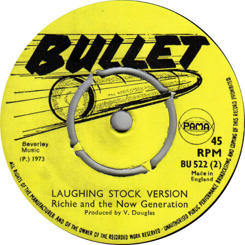 Ritchie And The Now Generation - Laughing Stock Version