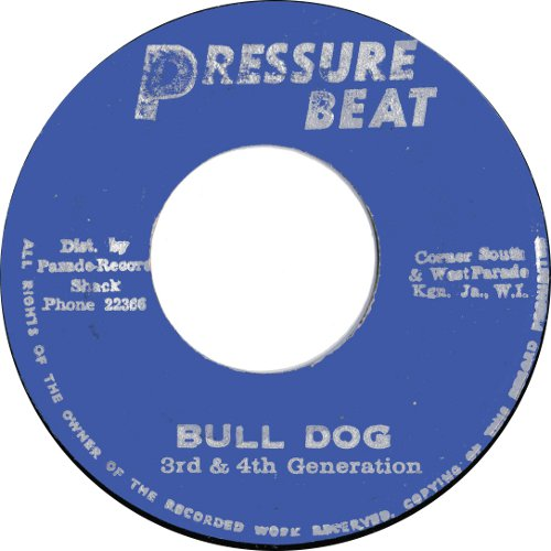 Third and Fourth Generation - Bull Dog