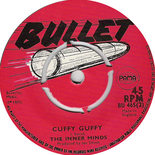 The Inner Mind - Cuffy Guffy