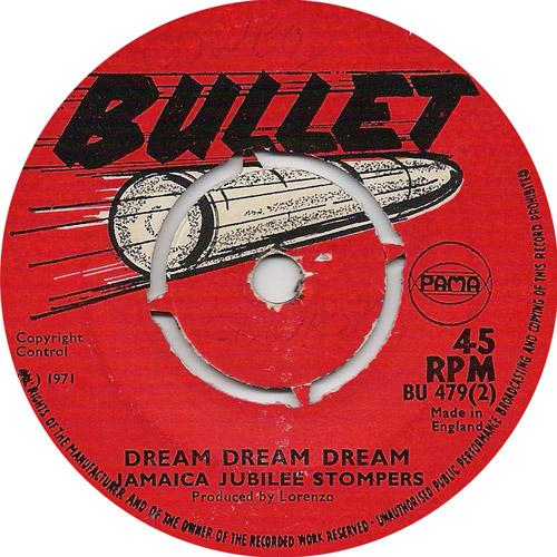 Jamaica Jubilee Stompers - Dream Dream Dream