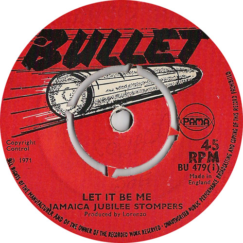 Jamaica Jubilee Stompers - Let It Be Me