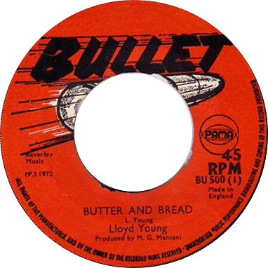 Lloyd Young - Butter And Bread