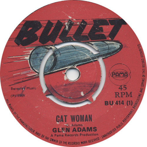 Glen Adams - Cat Woman