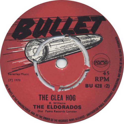 The Eldorados - The Clea Hog