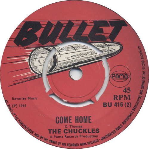 The Chuckles - Come Home