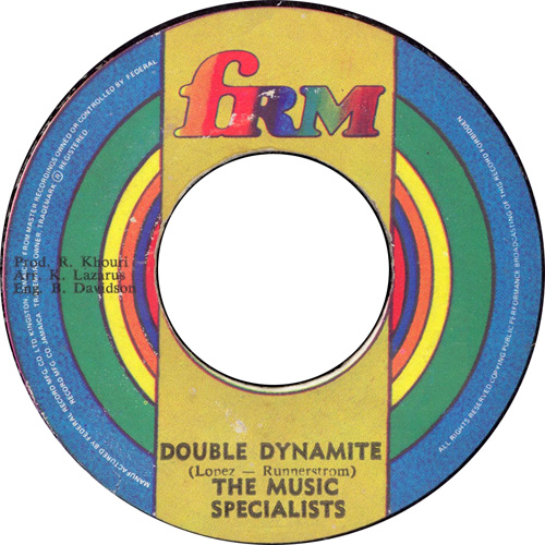 Music Specialists - Double Dynamite