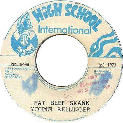 Young Dellinger - Fat Beef Skank