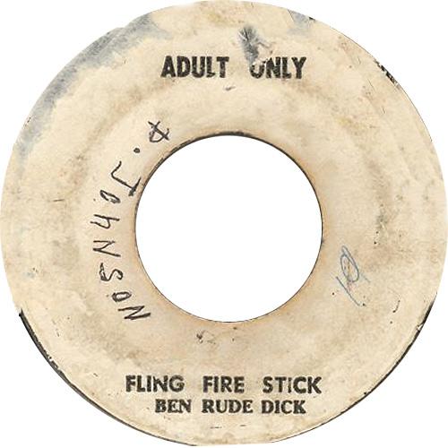 Ben Rude Dick – Fling Fire Stick