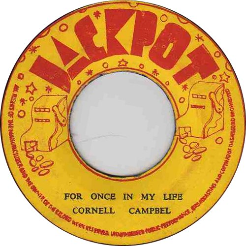 Cornel Campbell – For Once In My Life