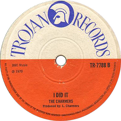 The Charmers - I Did It