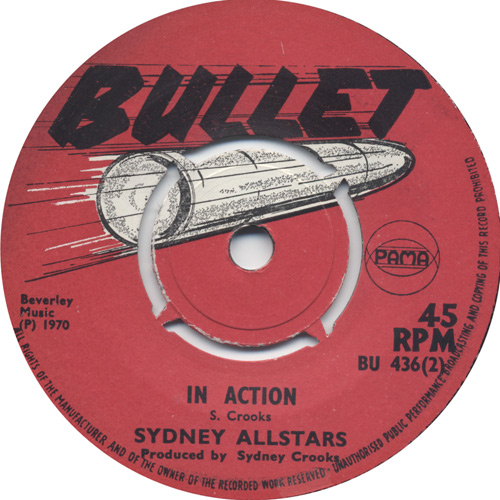 Sydney All Stars - In Action