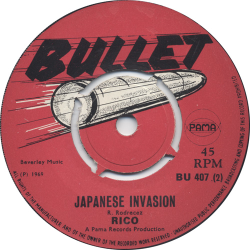 Rico - Japanese Invasion