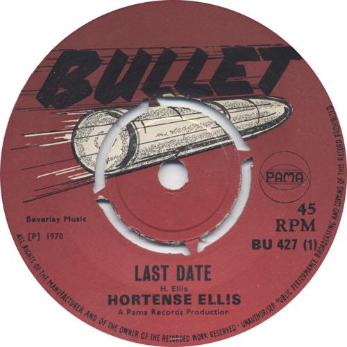 Hortense Ellis - Last Date