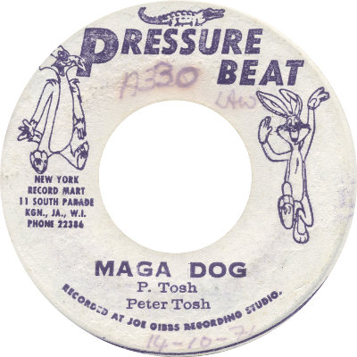 Peter Tosh - Maga Dog