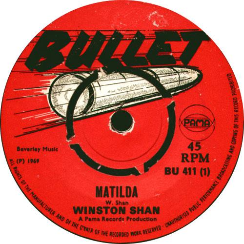 Winston Shand - Matilda