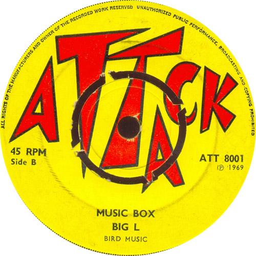 Big L - Music Box