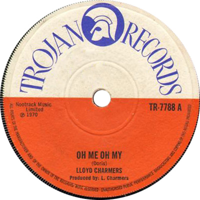 The Charmers - Oh Me Oh My