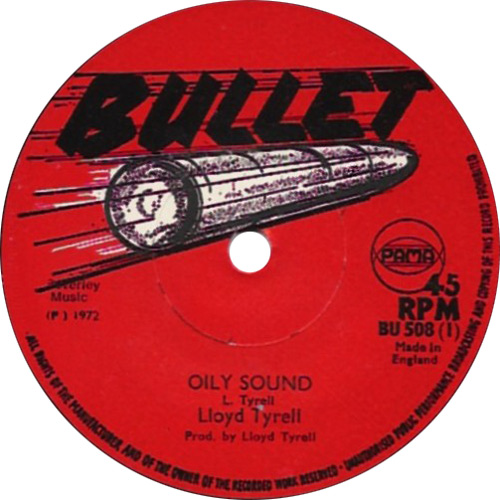 Lloyd Tyrell - Oily Sound