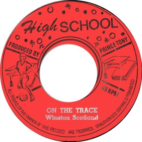 Winston Scotland - On The Track