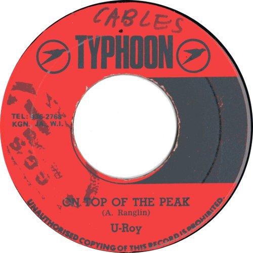 U Roy - On Top Of The Peak