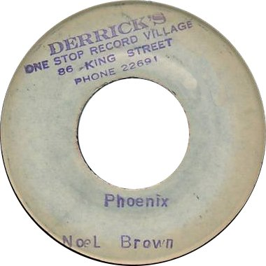 Noel Brown - Phoenix
